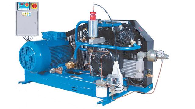 Компрессор для повышения давления газа