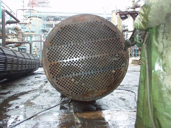 Очистка теплообменников, насадки паровые теплообменники на вентиляционные системы